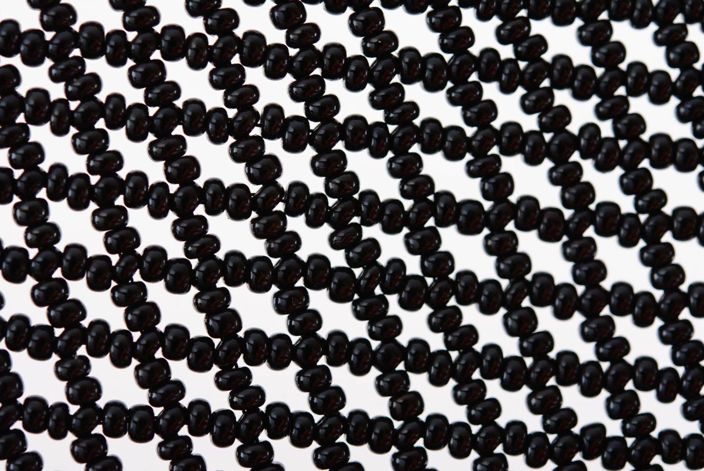 Beaded necklace Kerchief photo 5