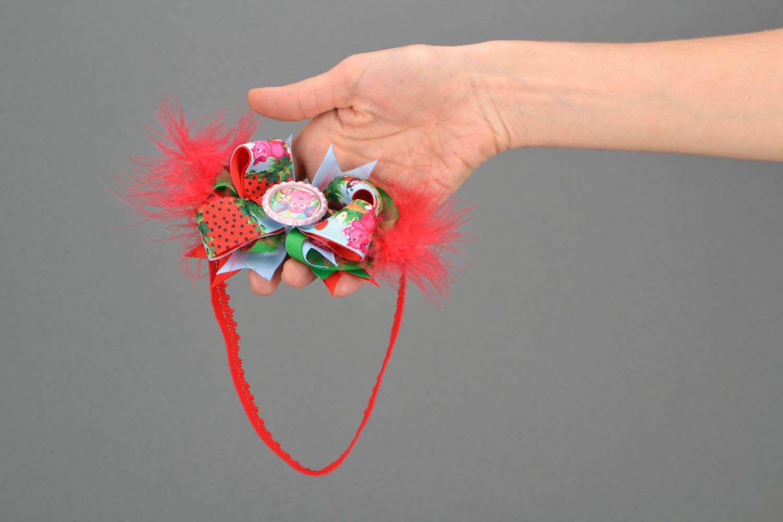 Homemade children's headband photo 2