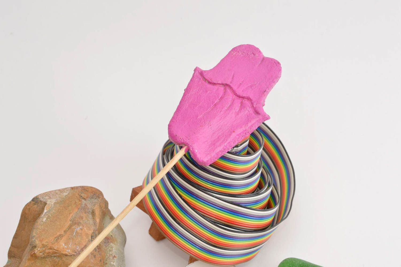 Розовые губки