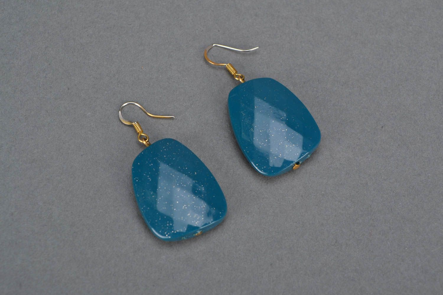 Designer earrings with charms photo 3