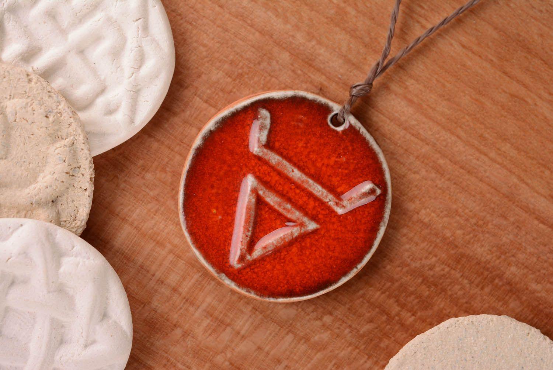 Neck Slavic amulet Veles photo 1