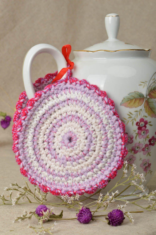 Gallery of textile de cuisine manique originale accessoire de cuisine fait main dco cuisine au for Accessoire cuisine design