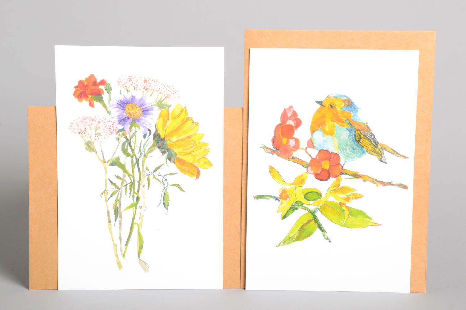 Handmade greeting card designer card for signature handmade gift ideas photo 2
