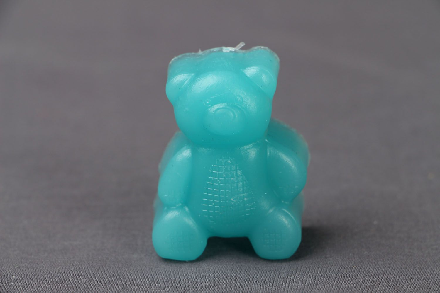 Gift soap in the shape of bear photo 1