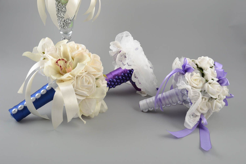 Эксклюзивные букеты для свадьбы своими руками, оптом