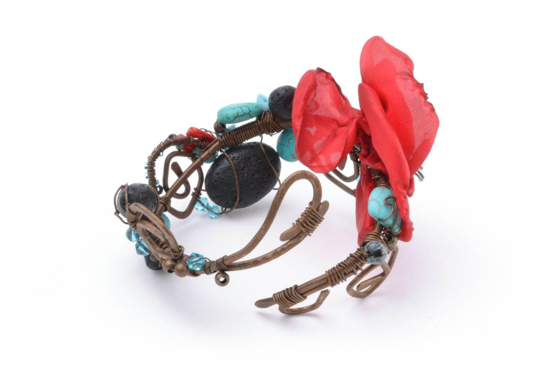 Copper bracelet Nicely photo 2