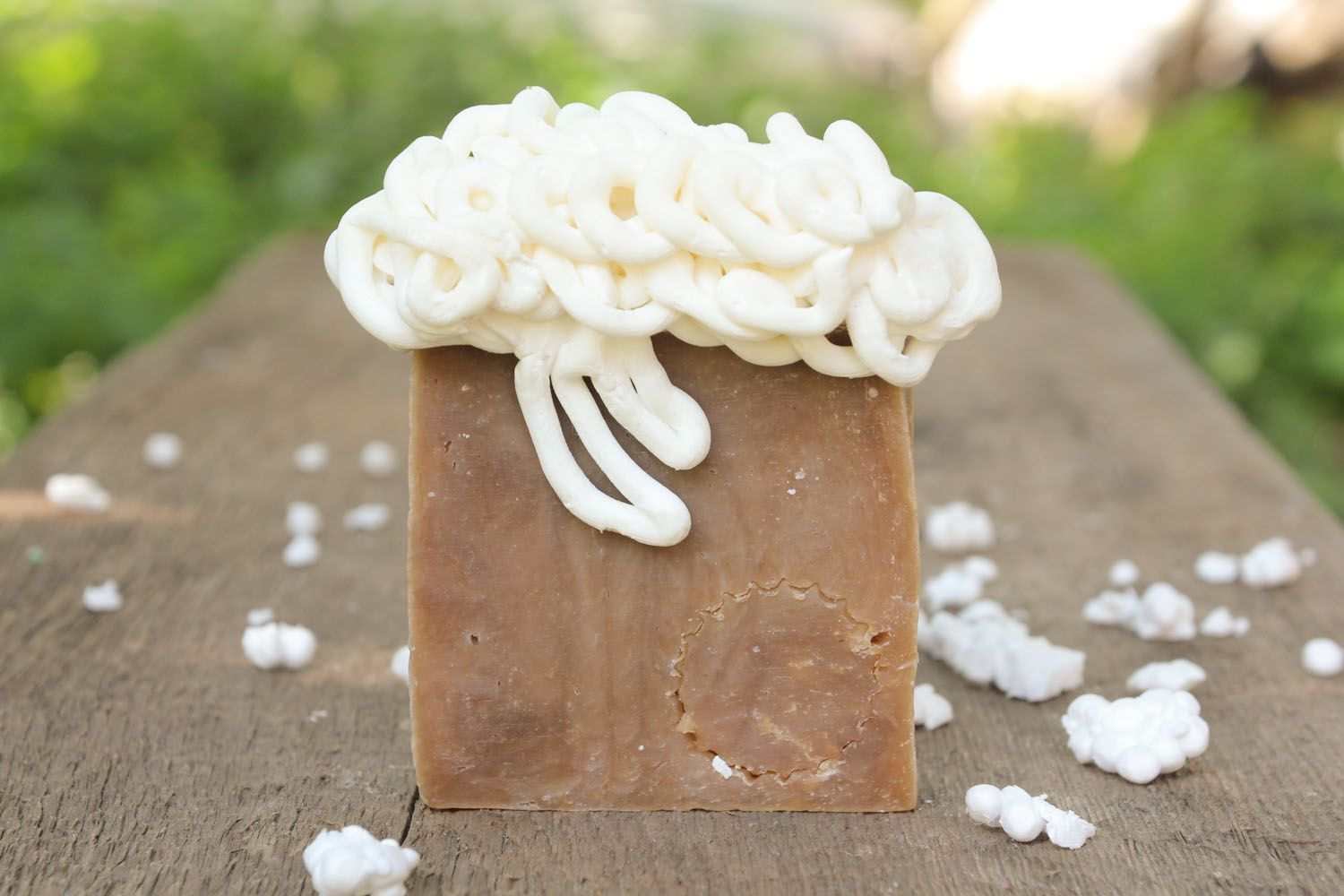 Soap with cocoa butter photo 5