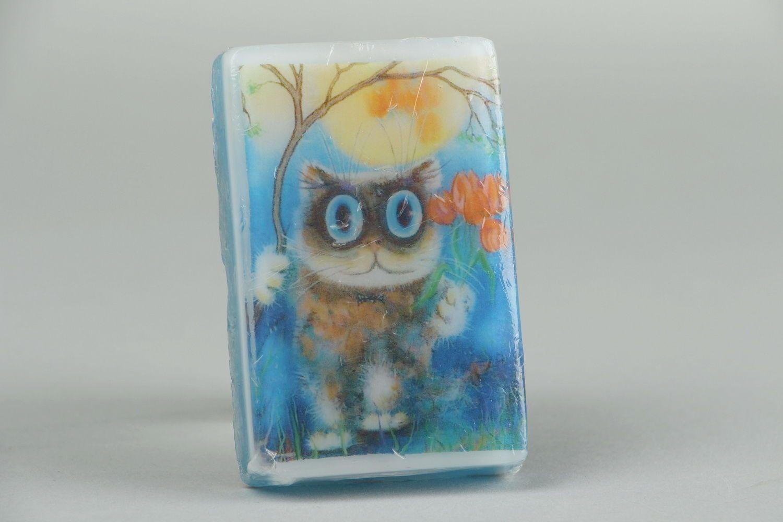 Soap-picture with orange aroma photo 2