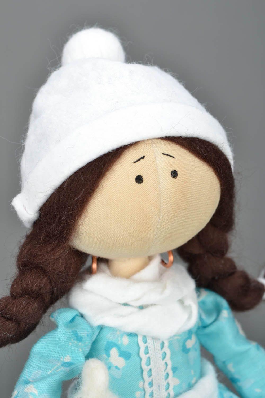 Homemade New Year's doll photo 3