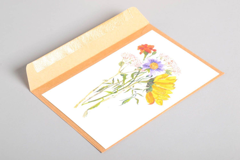 Handmade greeting card souvenir ideas designer postcard paper greeting card photo 5