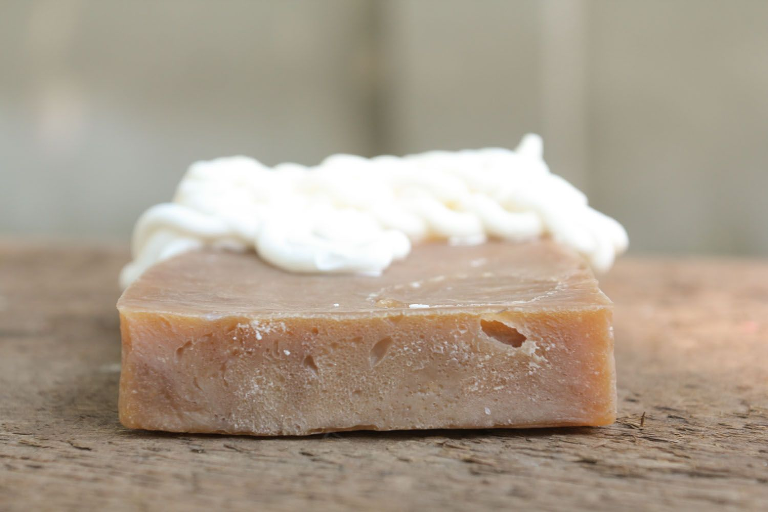 Soap with cocoa butter photo 4