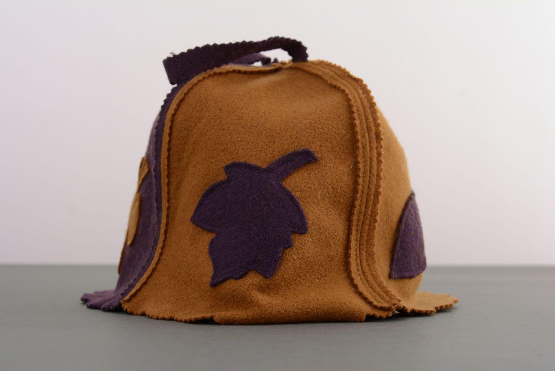 Hat for steambath photo 1