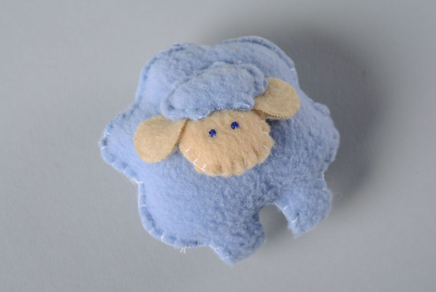 Small soft toy Sheep photo 1