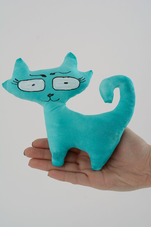 Textile toy Cat photo 4