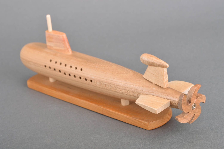 Как сделать игрушечную подводную лодку своими руками фото 901