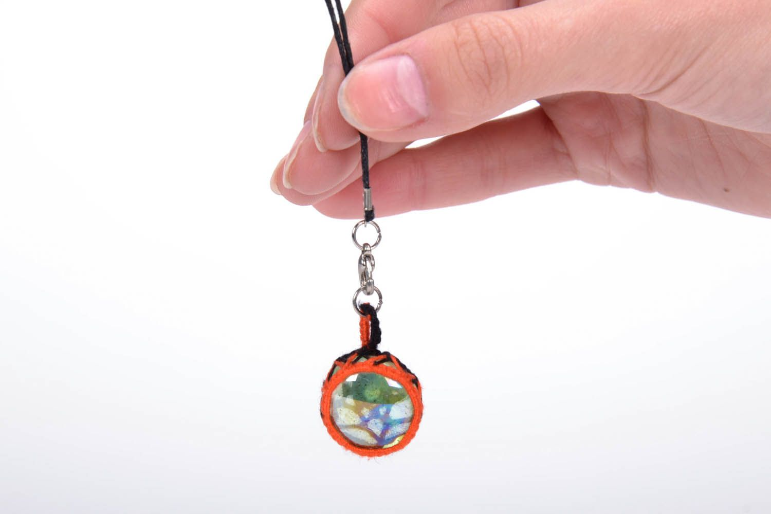 Cell phone charm photo 5