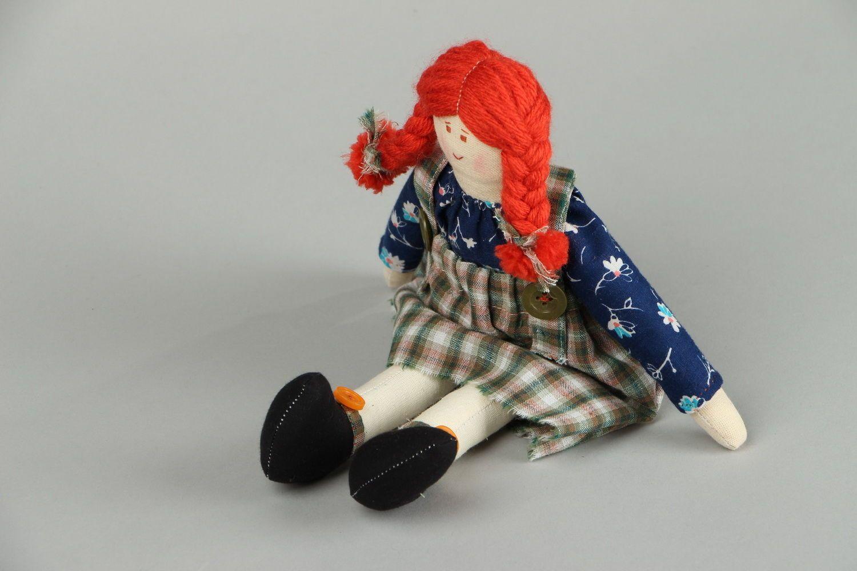 Soft doll Anne photo 2