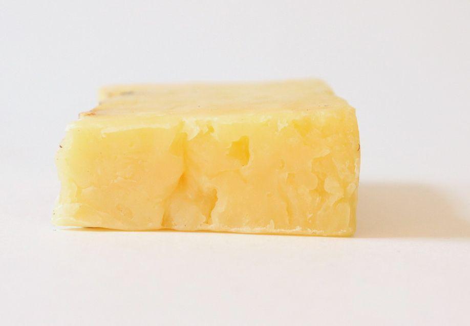 Orange soap with cinnamon photo 4