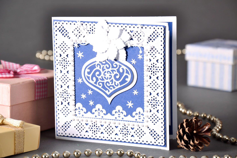 Handmade greeting card  photo 1