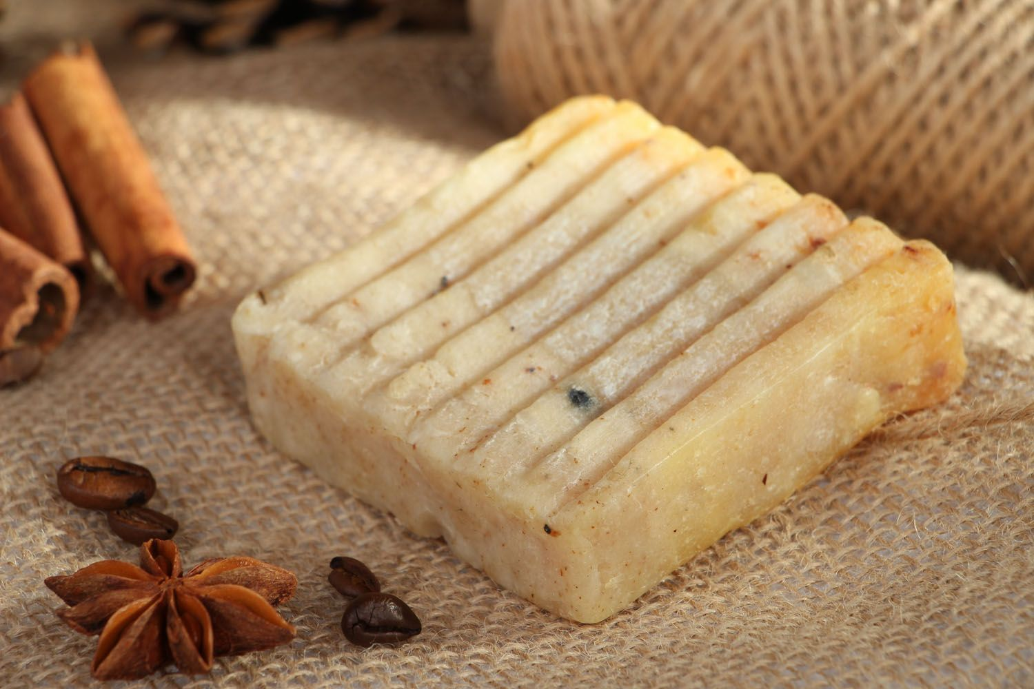 Soap with essential oils photo 5