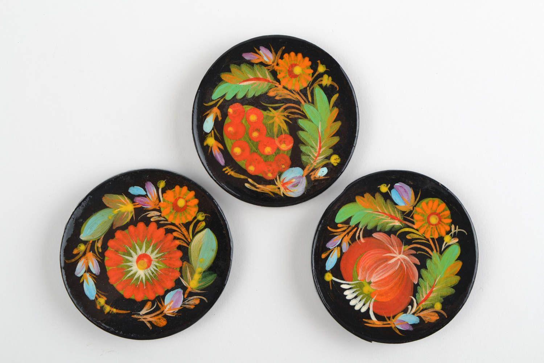 Magnets Magnete Khlschrank Handmade Deko Kchen Zubehr Wohnzimmer Set