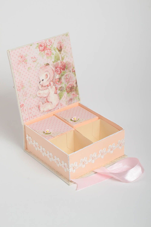 birthday Stylish handmade decorative box interesting home decor unusual box present - MADEheart.com