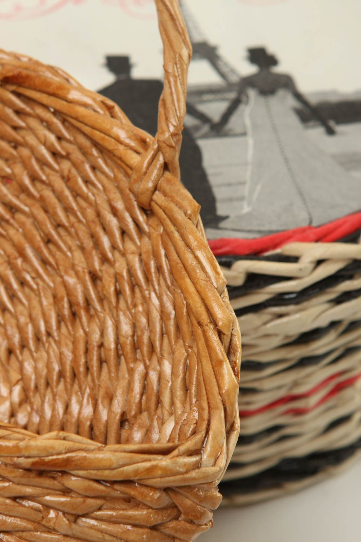 madeheart porte cl s mural vide poche faits main tress s en papier originaux d co entr e. Black Bedroom Furniture Sets. Home Design Ideas
