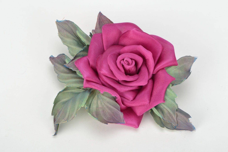 Brosche Blume foto 1