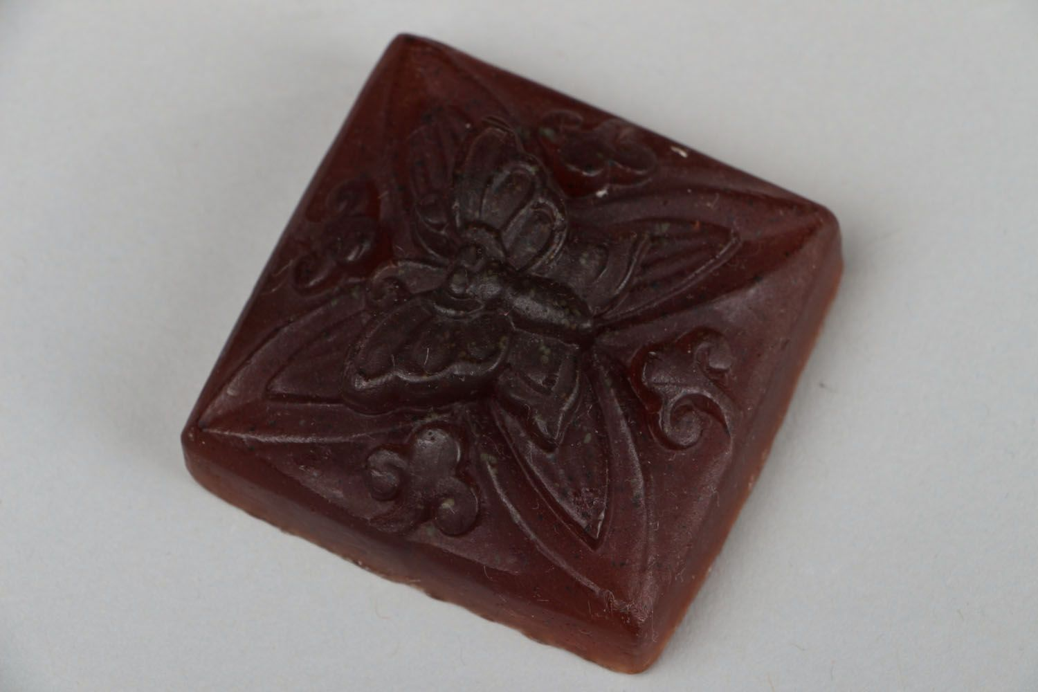 Natural soap Butterfly photo 3