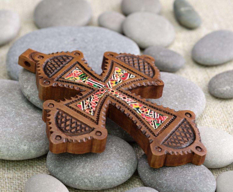 next to skin crosses Pectoral Cross - MADEheart.com
