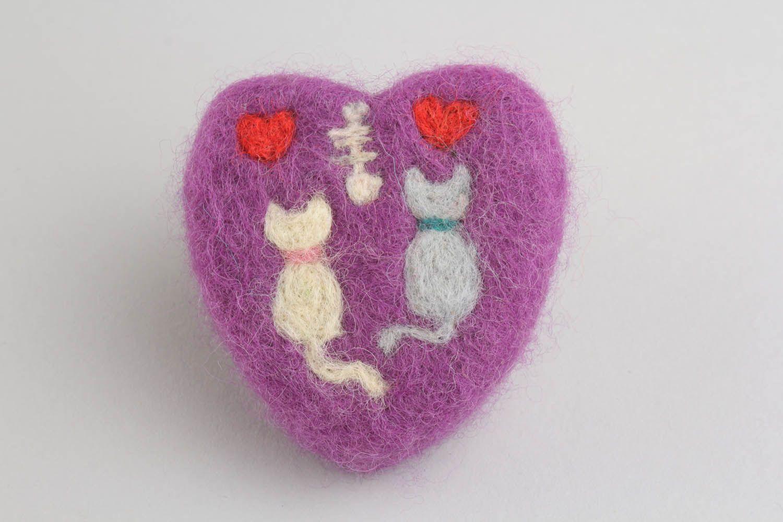 Body soap scrubber In love cats photo 4