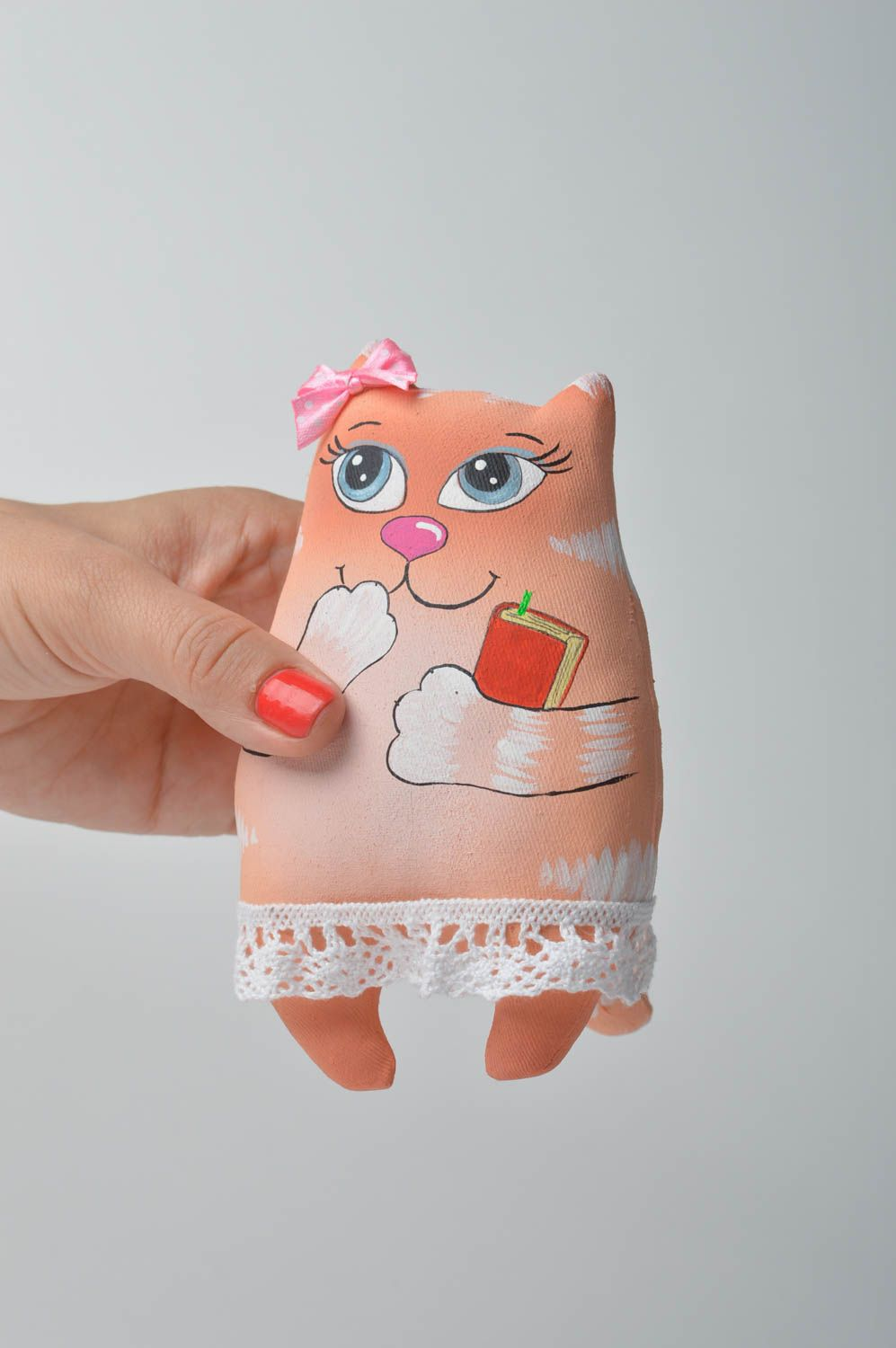 Beautiful handmade soft toy scented toy stuffed toy home decoration gift ideas photo 2
