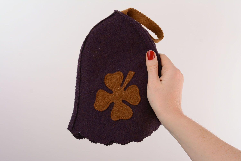 Hat for sauna photo 2