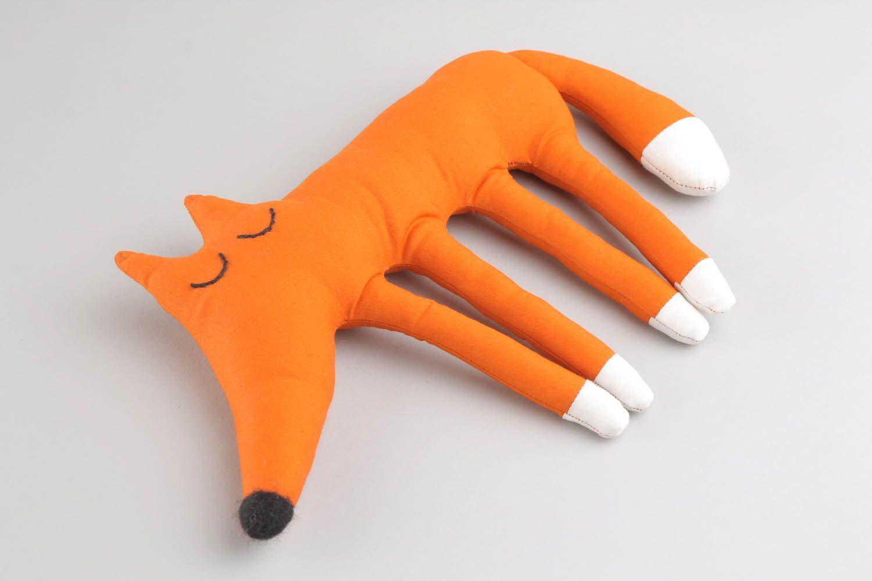 Soft toy Fox photo 4