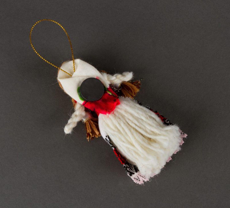 Motanka doll keychain photo 5