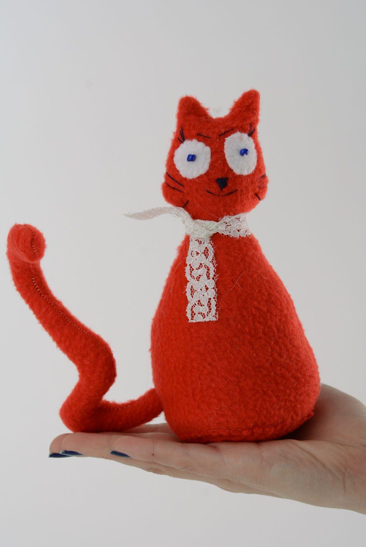 Fragrant fleece toy Kitten photo 4