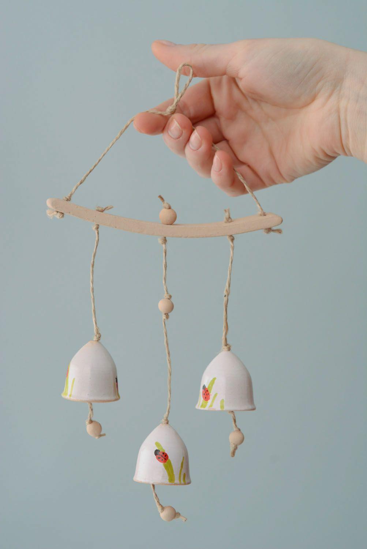 Designer ceramic bells photo 4