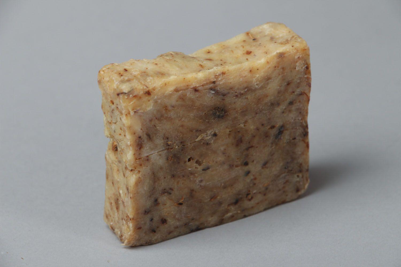 Homemade herbal soap photo 1