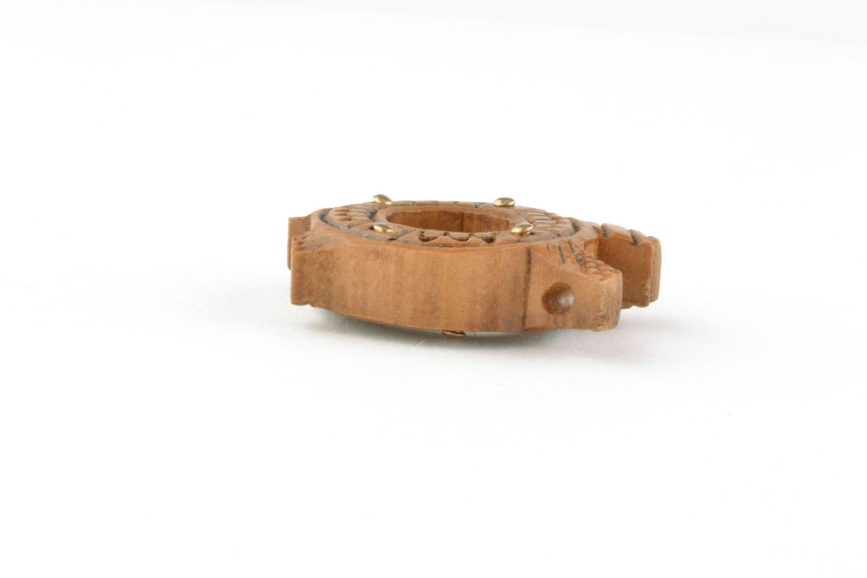 Ethnic pendant in the shape of jug photo 2