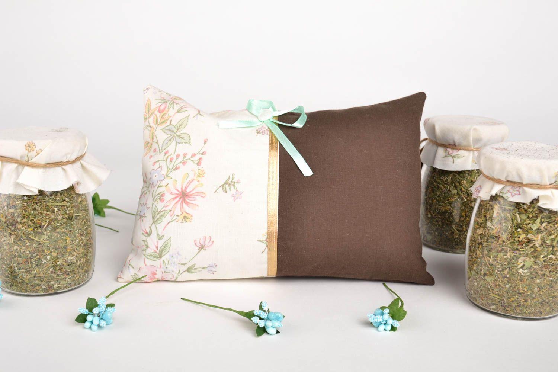 Handmade sachet pillow scented pillow sachet bags handmade gifts for friends photo 1