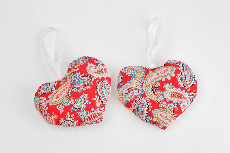 Handmade designer cute sachet aromatized hangings 2 soft toys for home photo 4