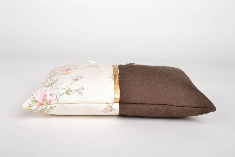 Handmade sachet pillow scented pillow sachet bags handmade gifts for friends photo 4