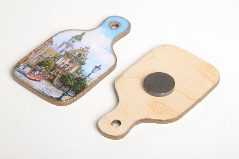 Handmade fridge magnet designer kitchen decor home ideas decorative use only photo 3