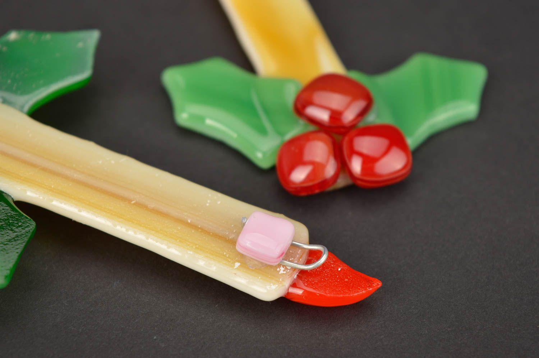 Madeheart adornos navide os artesanales objetos de - Velas de adorno ...