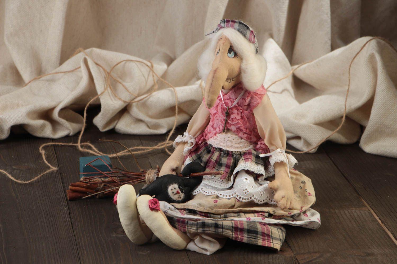 MADEHEART > Interieur Puppe aus Textil handmade Spielzeug für Kinder ...