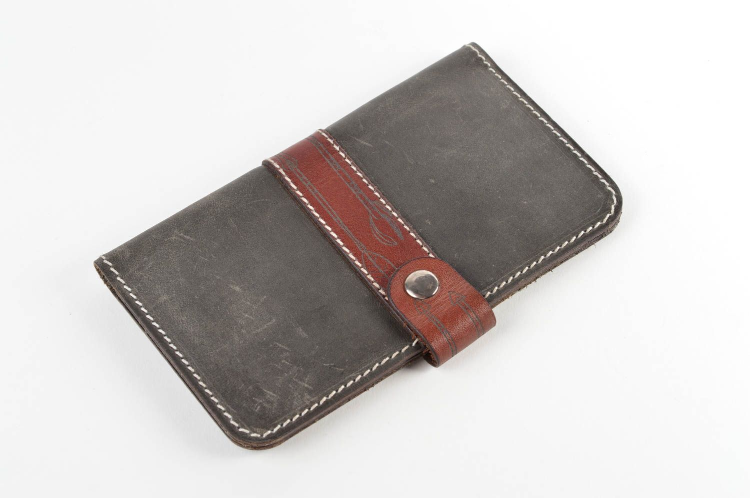 Cases for smartphones and tablets Handmade phone cover leather phone case mobile accessories cell phones cases - MADEheart.com