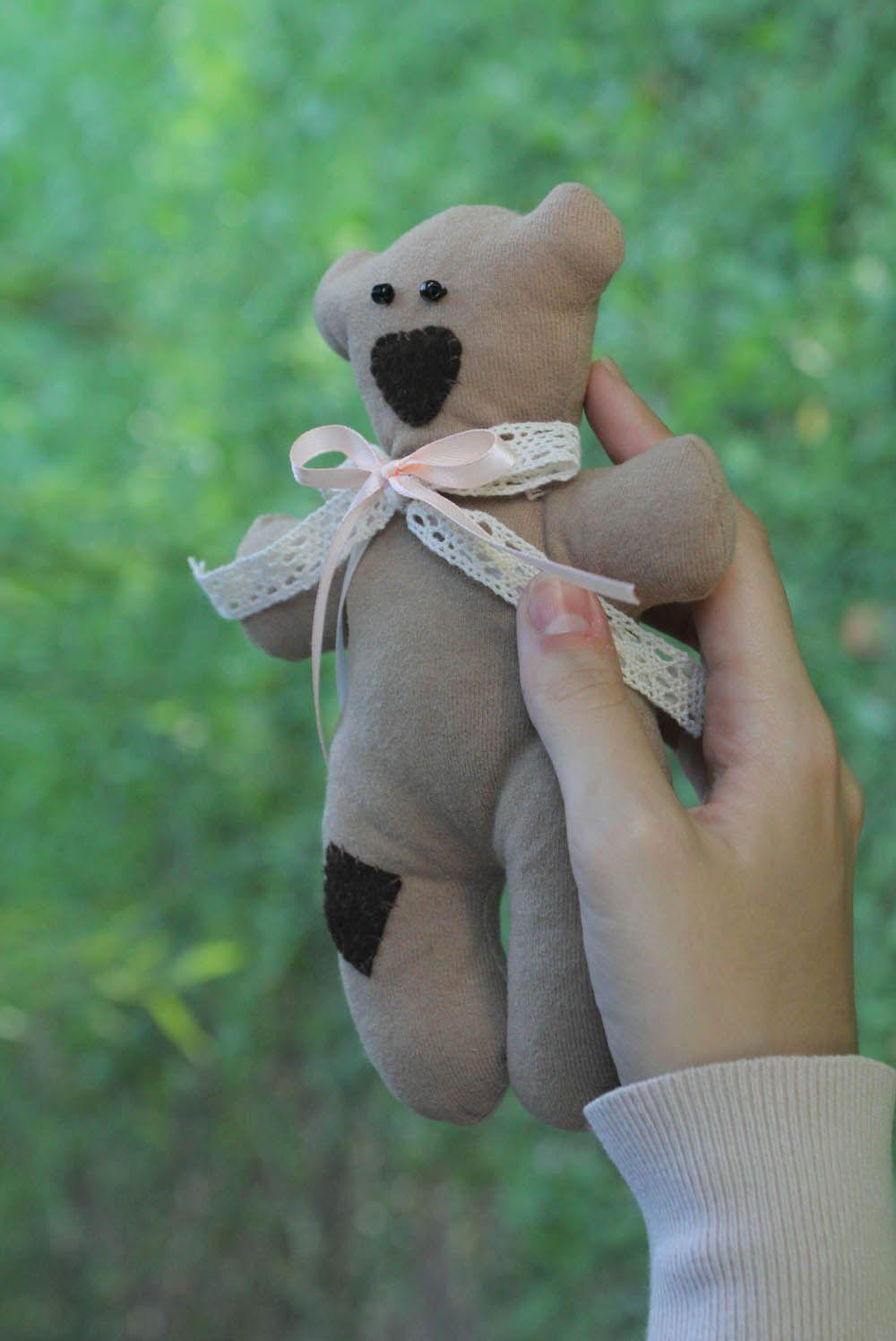Soft toy Toed Bear photo 5