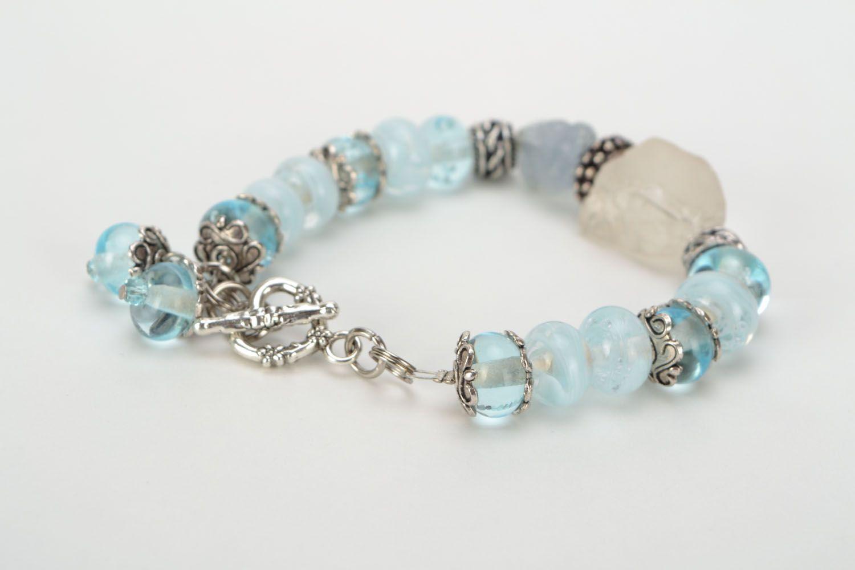 Rhinestone bracelet  photo 6