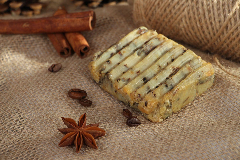 Handmade herbal soap photo 5