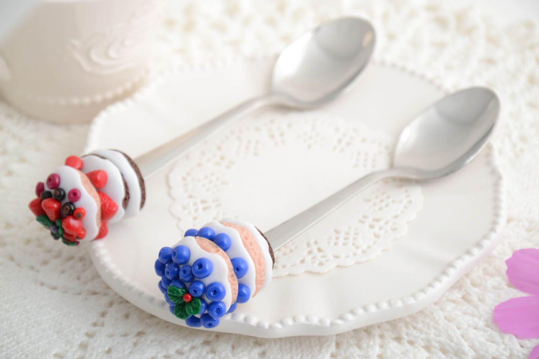 Madeheart juego de cubiertos artesanales cucharas for Juego de utensilios de cocina precio